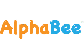 AlphaBee Logo without the bee