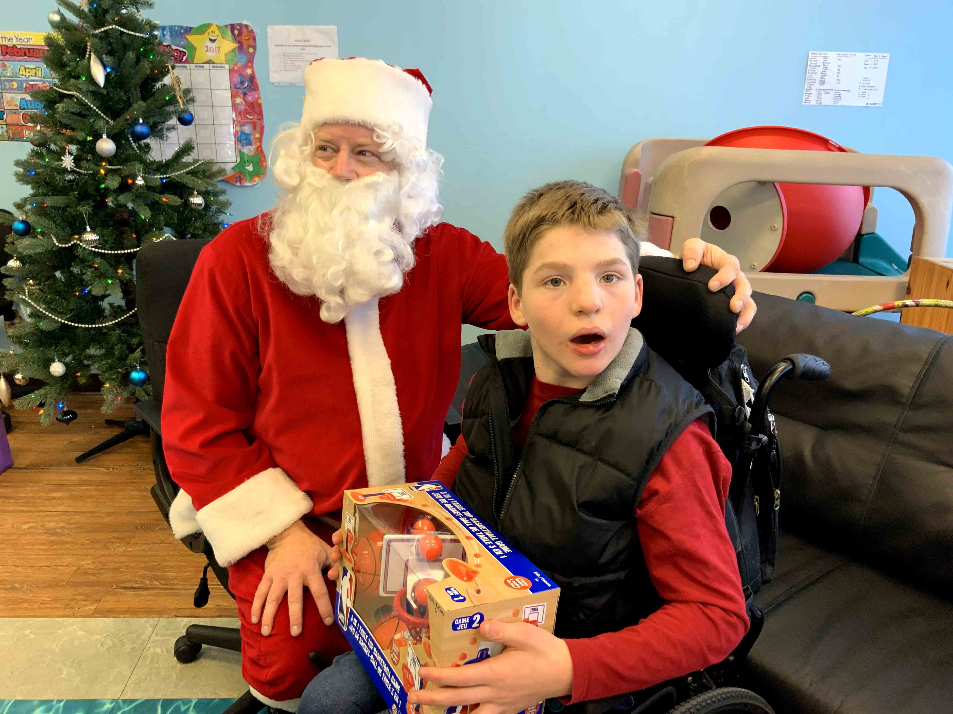Breakfast With Santa Initiative – Coming Soon