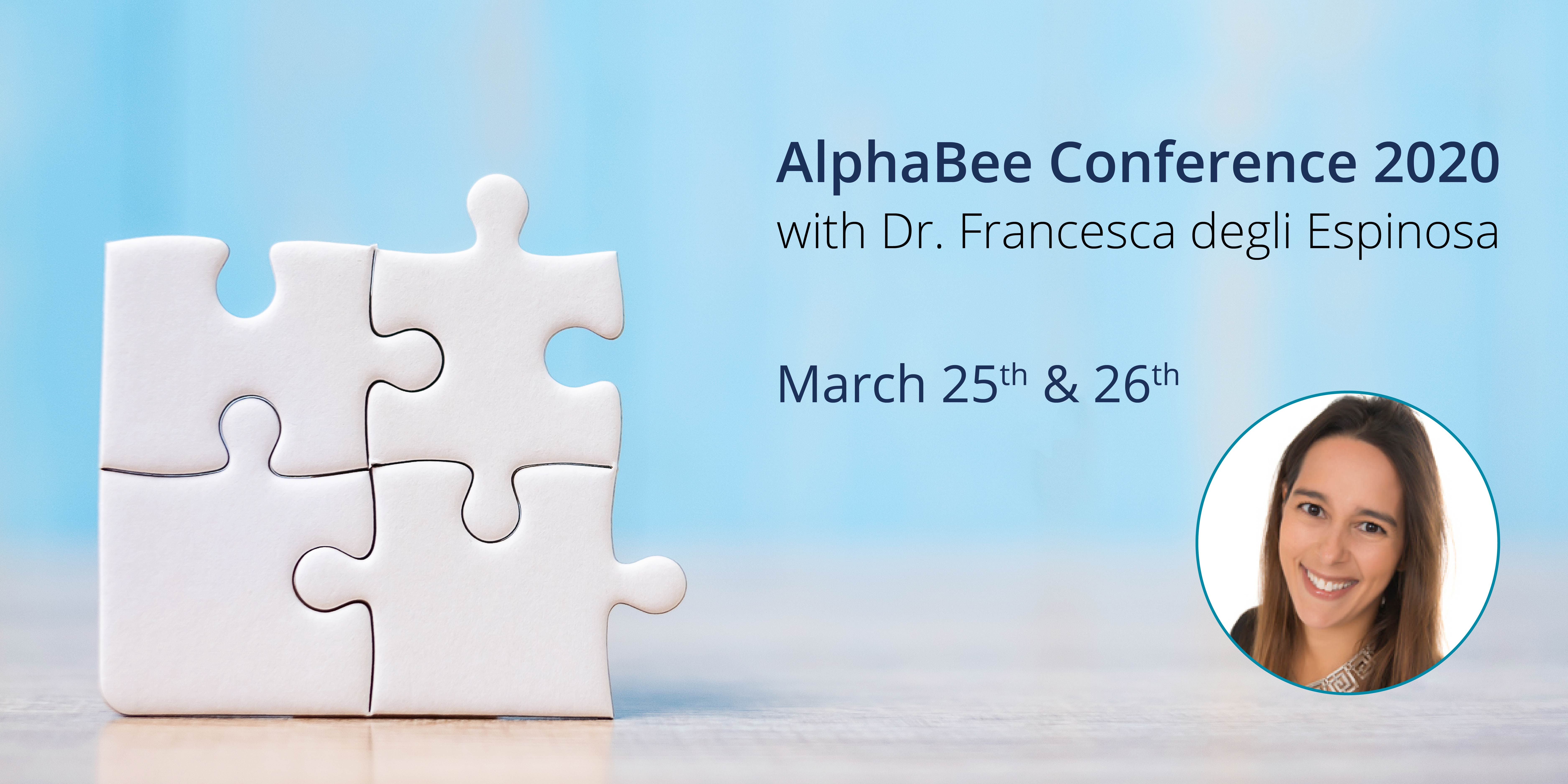 Alphabee Conference 2020 01