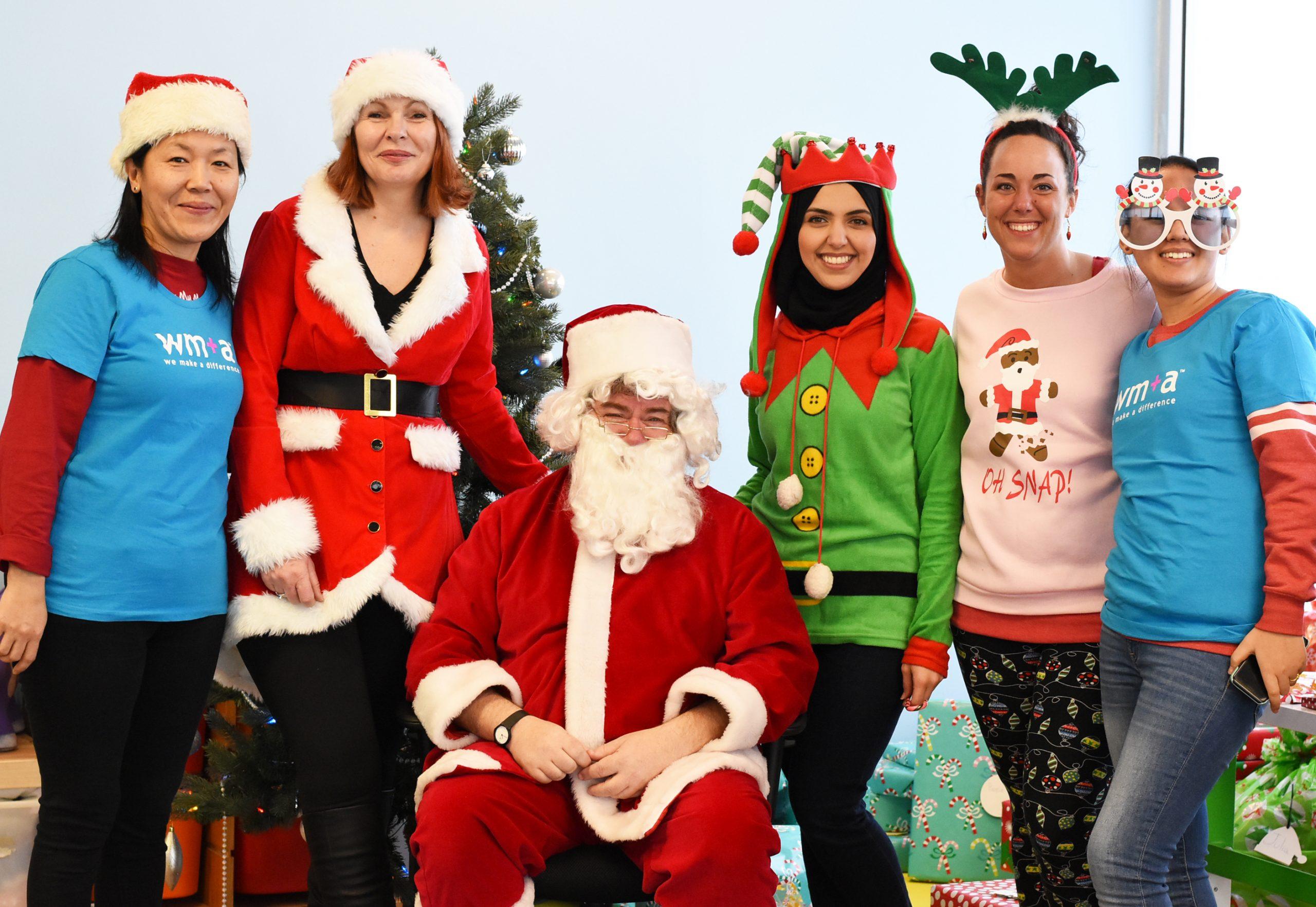 Breakfast With Santa Initiative – December 2019
