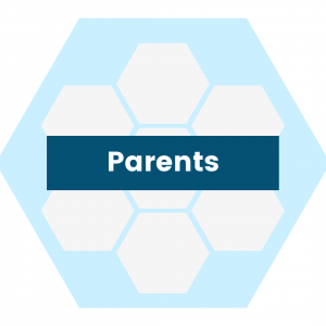 Hexagon pattern - parents