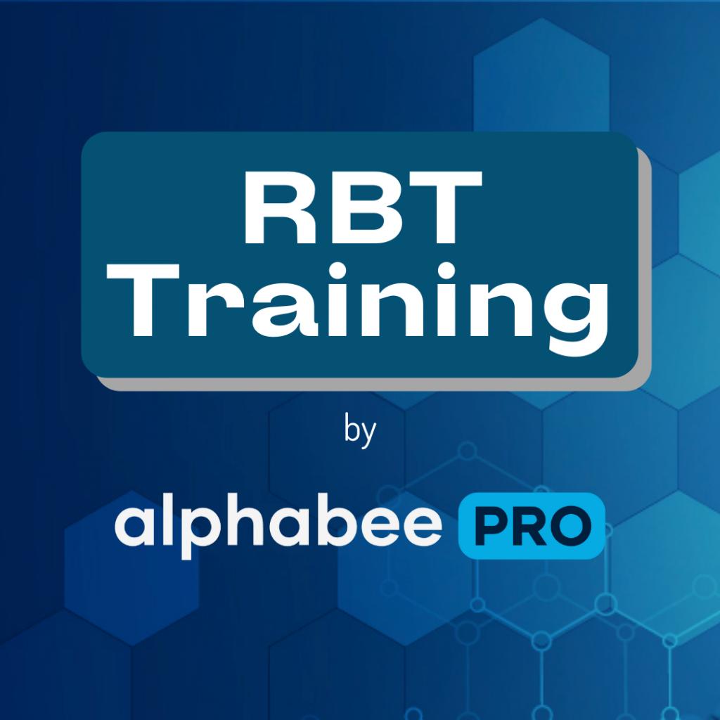 RBG Training - presented by alphabeePRO